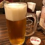 びっくりドンキー - ドンキーオーガニックビール中@797円