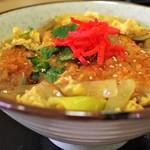 玉家 - 料理写真:カツ丼
