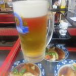 久村の酒場 - 生ビール