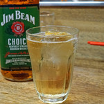 餃子荘 ムロ - Jim Beam Choice のハイボール