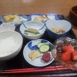 最上屋旅館 - 料理写真:
