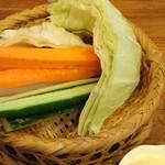 金太郎 - 野菜畑