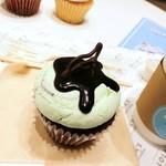 ローラズ・カップケーキ 東京 - ミント・チョコレート
