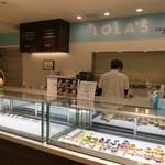 ローラズ・カップケーキ 東京 - 店内模様