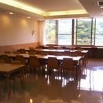 徳島県鳴門病院 7階 外来食堂 - 20170616@店内風景写真