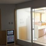 徳島県鳴門病院 7階 外来食堂 - 20170616@入口前写真