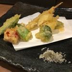 68709803 - 旬野菜の天ぷら