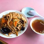 中国飯店なるき - 料理写真: