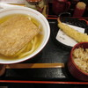 うどん和匠 - 料理写真:えび天きつね定食