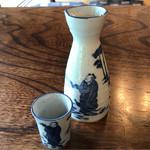 玉川屋 - 日本酒 470円。