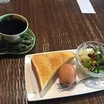 カマラード珈琲店 - 料理写真: