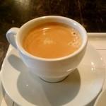 人間関係 cafe de copain - コーヒー:230円