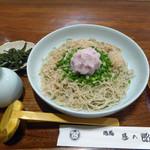 旭庵 甚五郎 - 料理写真:辛味大根おろしそば(900円)_2017-06-16
