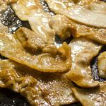 お好み焼き 道とん堀 - 鉄板焼き肉 もち豚