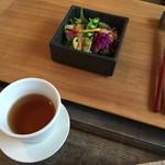 cafe ナナクリ - 本日のサラダ