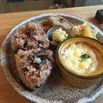 cafe ナナクリ - 酵素玄米プレート
