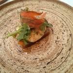 リストランテ・ホンダ - ズッキーニの料理