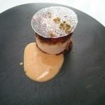 リストランテ・ホンダ - アメリカンチェリーのデザート