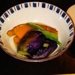 キレイになるための食卓 - 夏野菜の含め煮