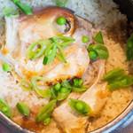 白金台こばやし - 今日のご飯は甘鯛が!