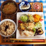 アジア食堂歩屋 - 歩屋ランチ