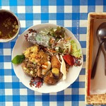 アジア食堂歩屋 - アジアンランチ