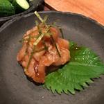 軽井沢 鶏味座 - 地鶏とりわさ