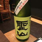 軽井沢 鶏味座 - 長野の地酒・聖山