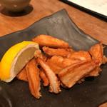 軽井沢 鶏味座 - なんこつ揚げ