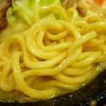 萬馬軒 - 太麺です