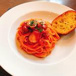 チャンガラカフェ - 料理写真:スパゲティ・ナポリタン