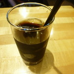 Bar TARU - アイスコーヒー