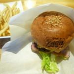 Bar TARU - ハンバーガーセット