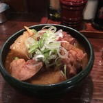 小倉山 - 牛スジ煮込み