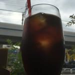 りんごらいふ - アイスコーヒー