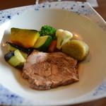 アンジェリーク - 料理写真:肉料理