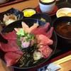 まぐろ堂 - 料理写真:まぐろ食べ比べ丼ランチ