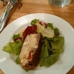 レスキャリエ - サラダ