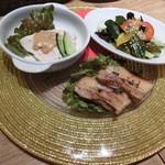 クラフトビールタップ シノワ - 前菜