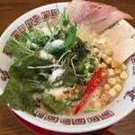 麺 dining だいふく - 欧風豚骨拉麺(864円)