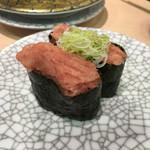 廻転寿司 海鮮 - ネギトロ軍艦 162円