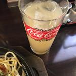 お好み焼き鉄板居酒屋 大昌 - グレープフルーツジュース☆★★☆