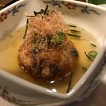 酒処 依屋 - 茶巾豆腐