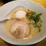 博多一風堂 - 【白丸元味 玉子入り】¥890