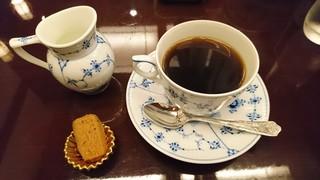 椿屋珈琲店 神楽坂茶房 - 椿屋ブレンド珈琲(17-06)