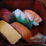 和食さと - お寿司