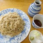 集雲庵 - 料理写真:十割蕎麦