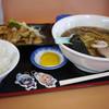 フレンズ - 料理写真:焼肉定食&ラーメン~☆