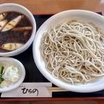 ひらの - 鴨汁そば(\1,000)