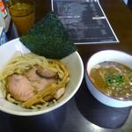 らー麺 鉄山靠 - 「魚介豚骨つけ麺(並220g)」850円